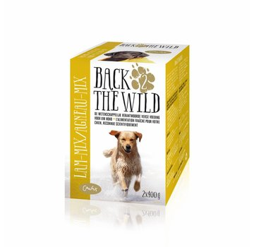 Back 2 the wild Back 2 the wild Lam 2 x 400 gram