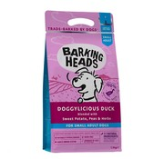 Barking Heads Barking Heads SB Doggylicious Duck 1,5 kg