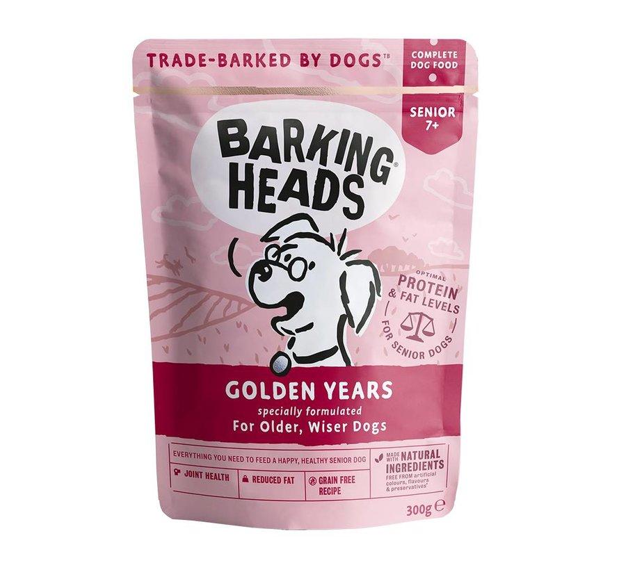 Barking Heads Wet Golden Years 300 gram