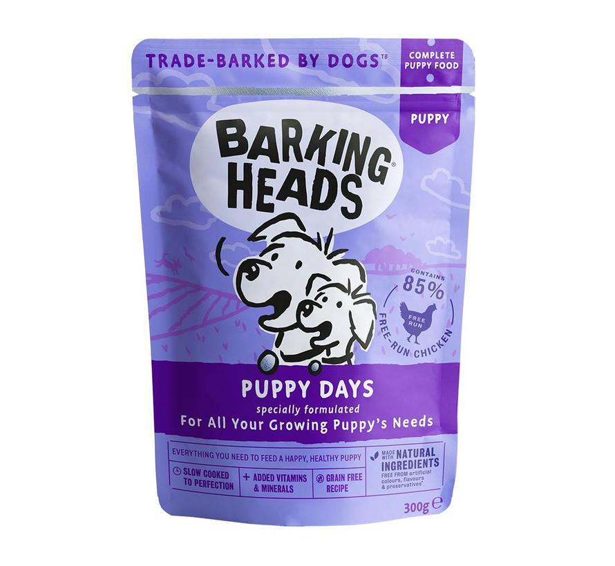 Barking Heads Wet Puppy Days 300 gram
