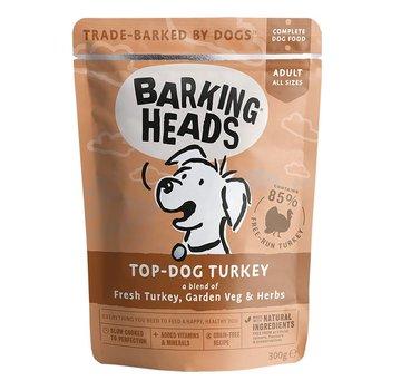 Barking Heads Barking Heads Wet Top Dog Turkey 300 gram