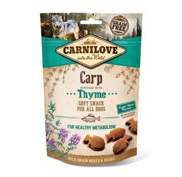 Carnilove in to the wild Carnilove Soft Snack Karper 200 gram