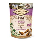 Carnilove in to the wild Carnilove Soft Snack Kwartel 200 gram