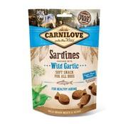 Carnilove in to the wild Carnilove Soft Snack Sardines 200 gram