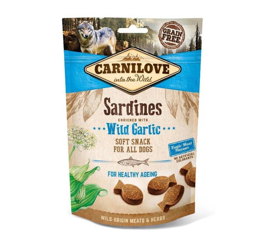 Carnilove Soft Snack Sardines 200 gram