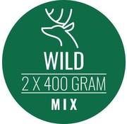 Carnivoer Carnivoer Wild 2 x 400 gram