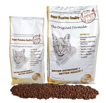 Cat Lovers Gold Cat Lovers Gold 5 kg