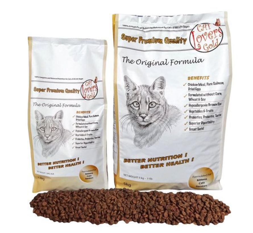 Cat Lovers Gold 5 kg