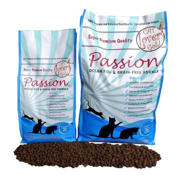 Cat Lovers Gold Cat Lovers Gold Passion 5 kg