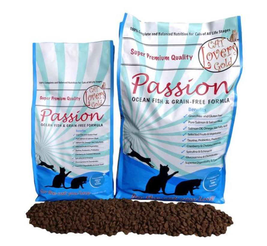 Cat Lovers Gold Passion 5 kg