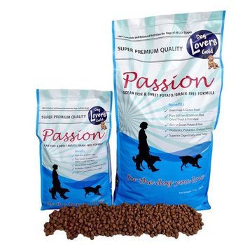 Dog Lovers Gold Dog Lovers Gold Passion Fish