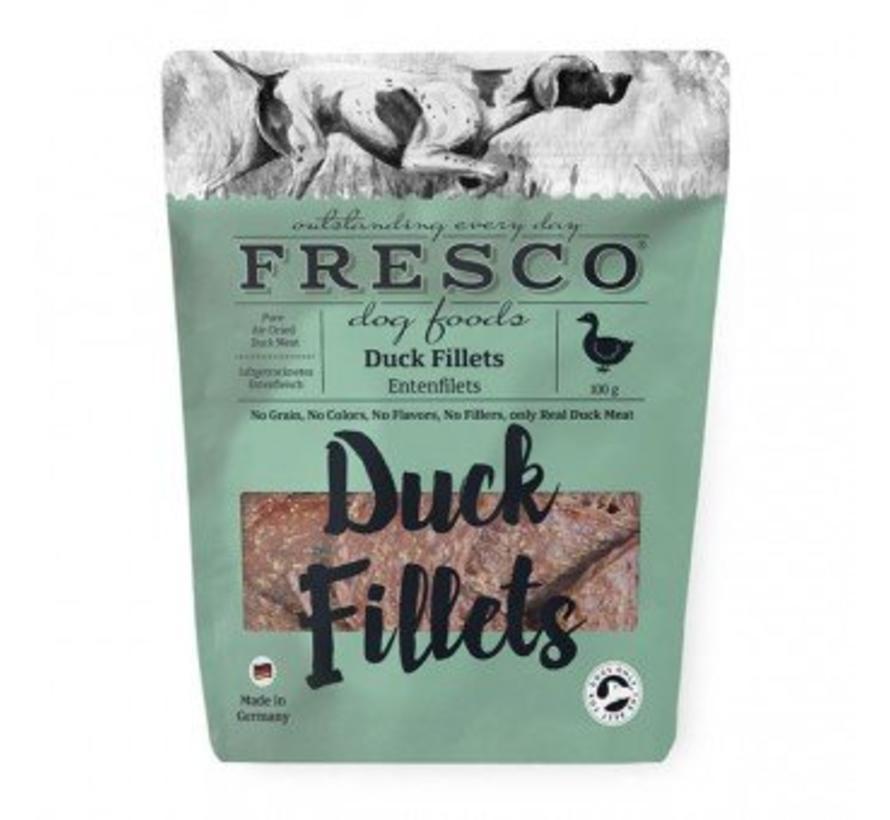 Fresco Fillet Eend 100 gram