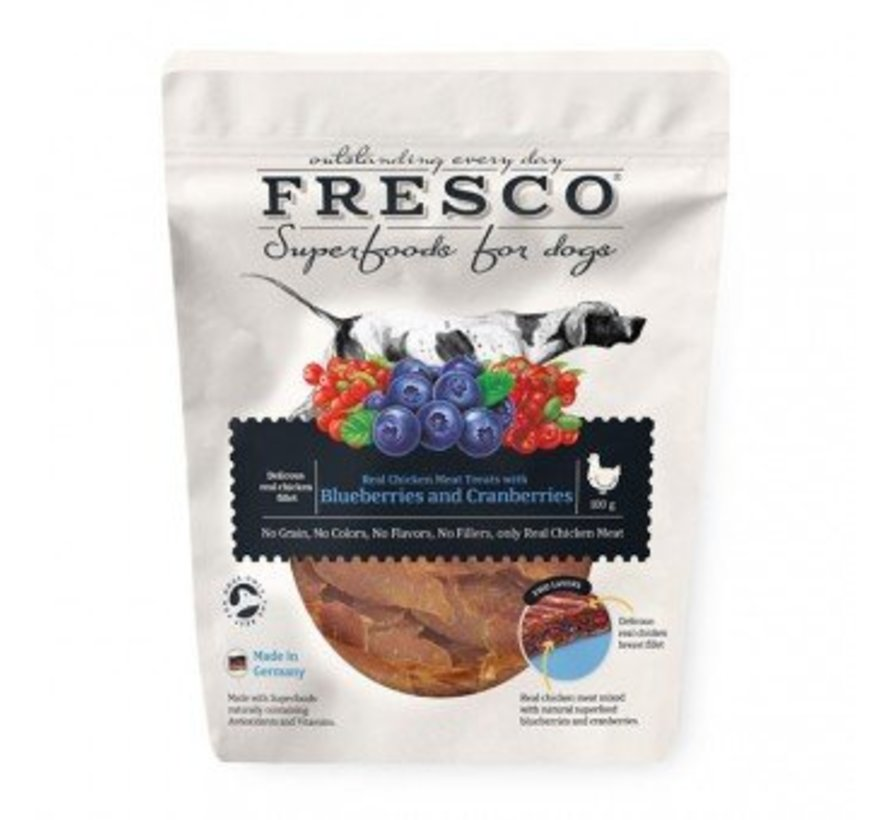 Fresco Superfoods Fillet Kip 100 gram