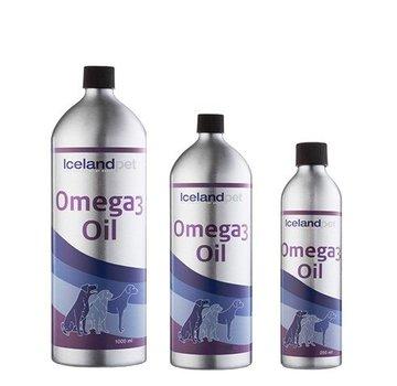 IcelandPet Icelandpet Omega 3 olie