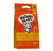 Meowing Heads Meowing Heads Paw Lickin' Chicken