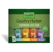 Natures Menu Natures Menu Country Hunter Cat Pouch Multipack 12x85 gram