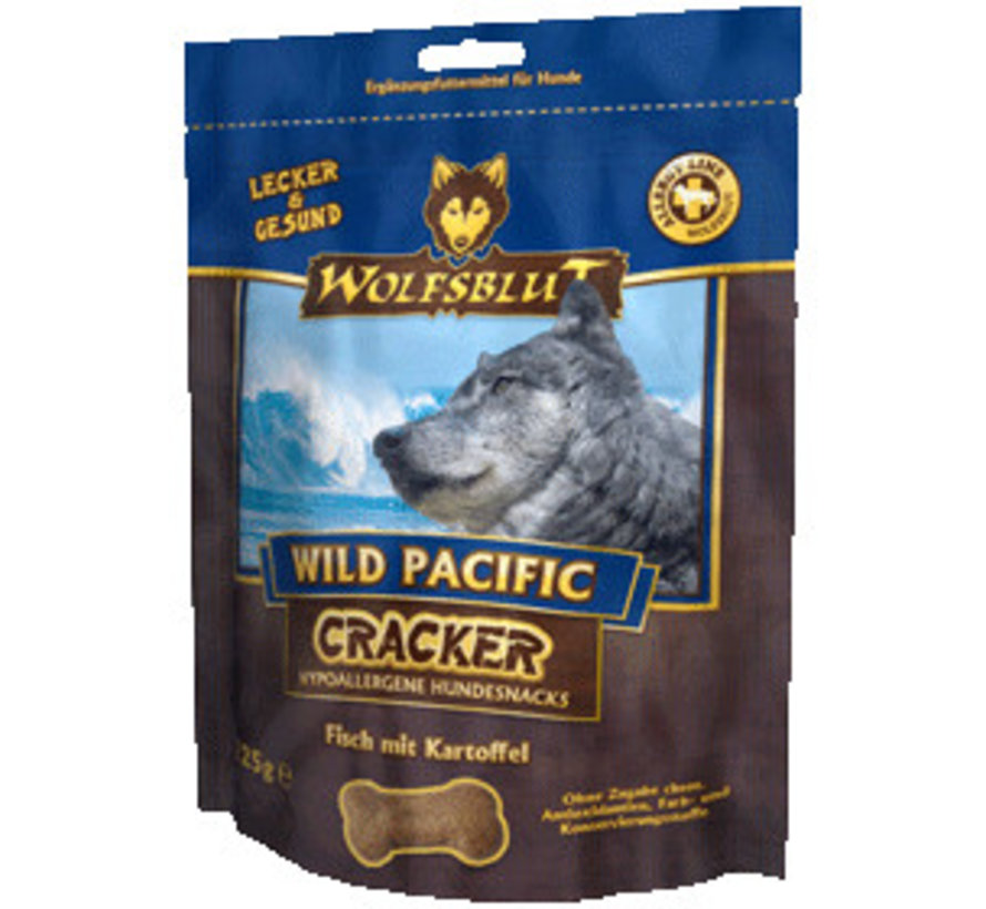 Wolfsblut Wild Pacific Crackers