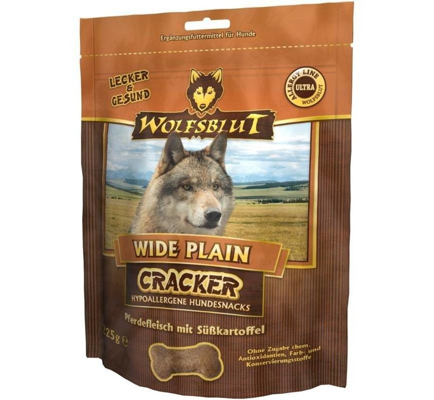 Wolfsblut Wide Plain Crackers