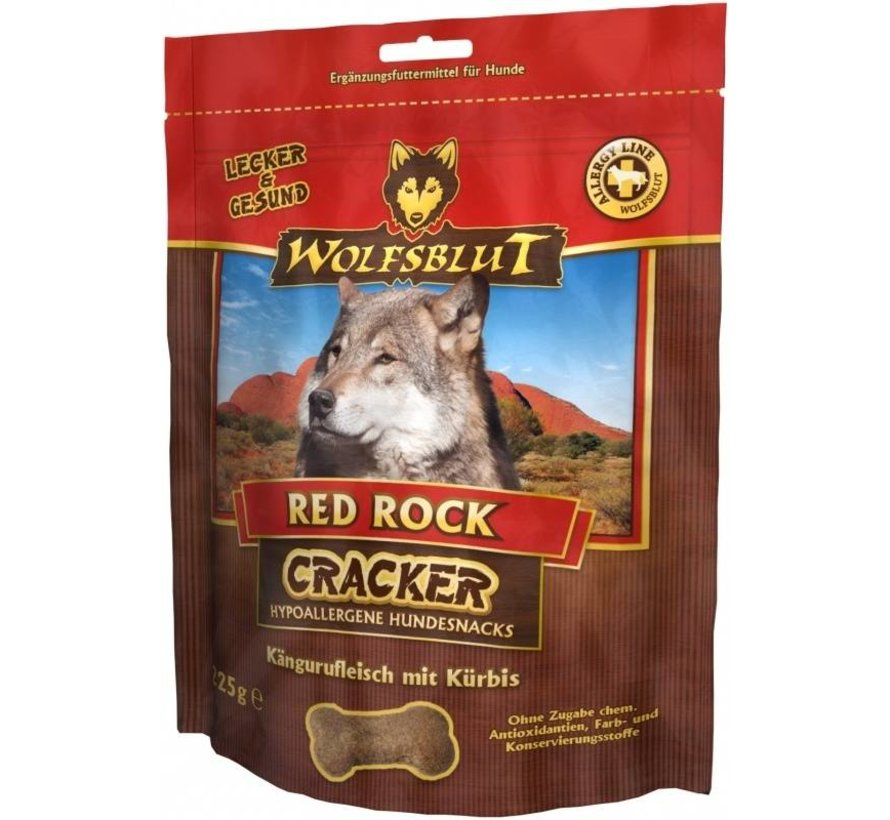 Wolfsblut Red Rock Crackers