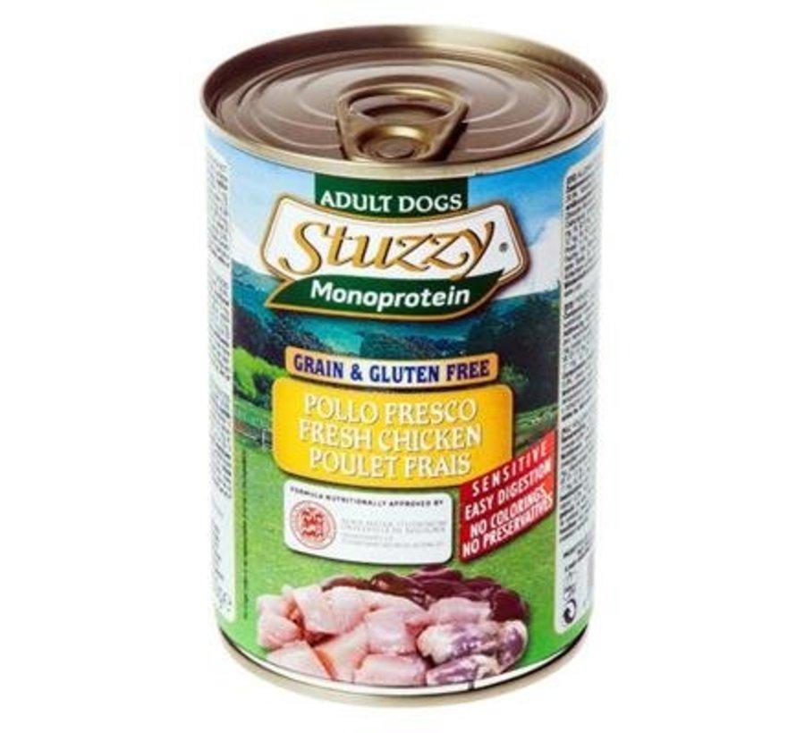 Stuzzy Dog Kip 400 gram