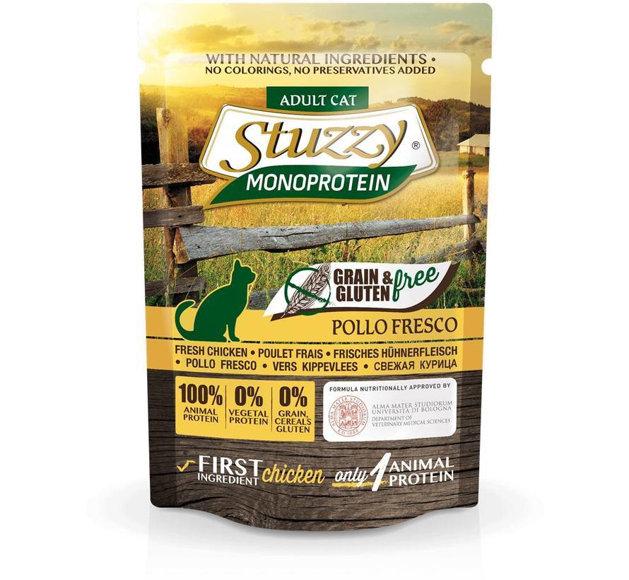Stuzzy Cat Kip 85 gram