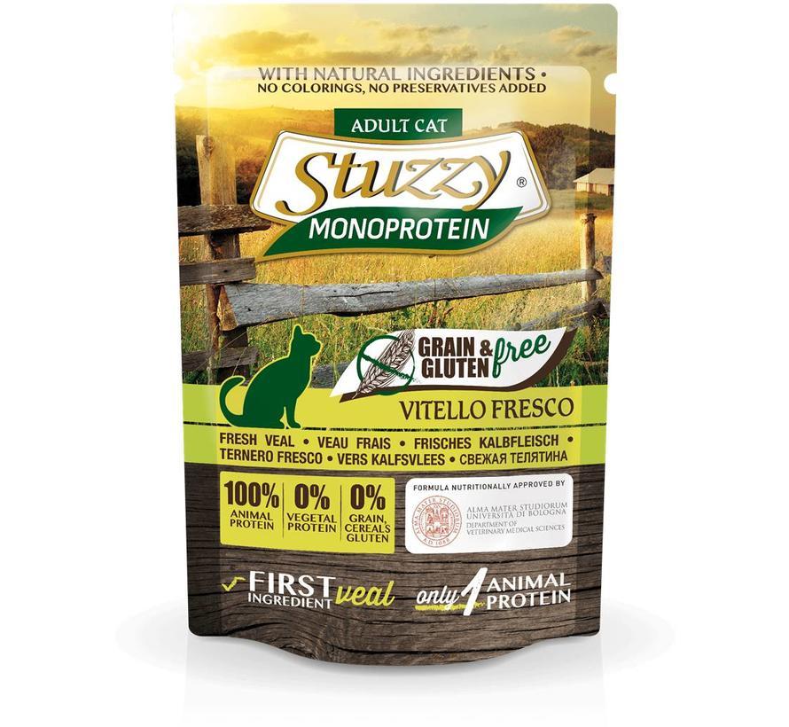 Stuzzy Cat Kalf 85 gram