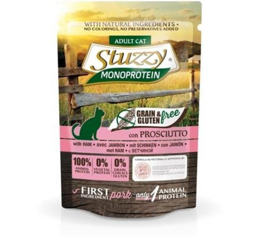 Stuzzy Cat Ham 85 gram