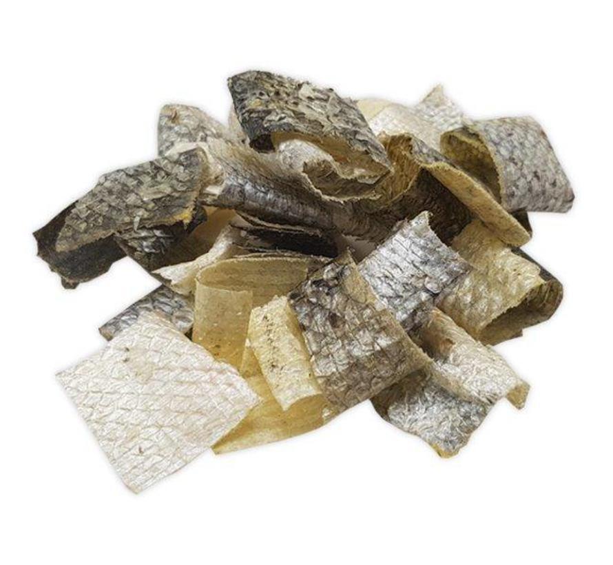 Zalmhuid Bites 75 gram