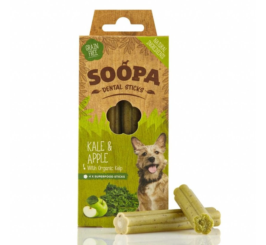 Soopa Kale Sticks 100 gram