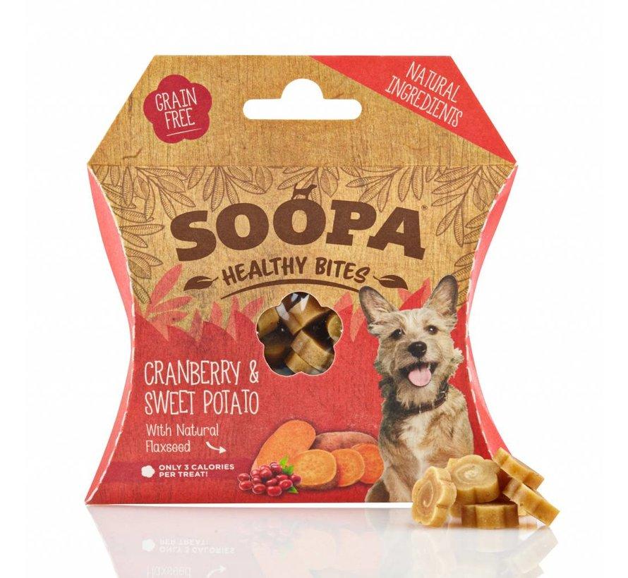 Soopa Cranberry Bites 50 gram