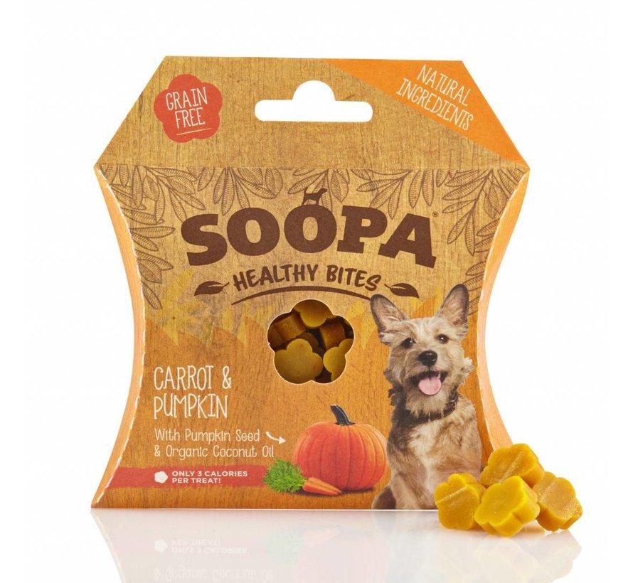 Soopa Carrot Bites 50 gram