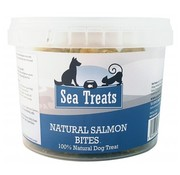 Sea Treats Sea Treats Zalm koekjes 200 gram