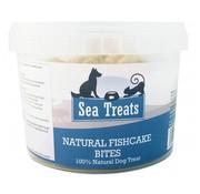 Sea Treats Sea Treats Witte vis koekjes 200 gram