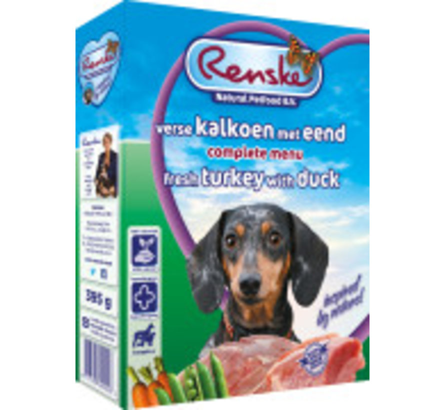 Renske Kalkoen/Eend