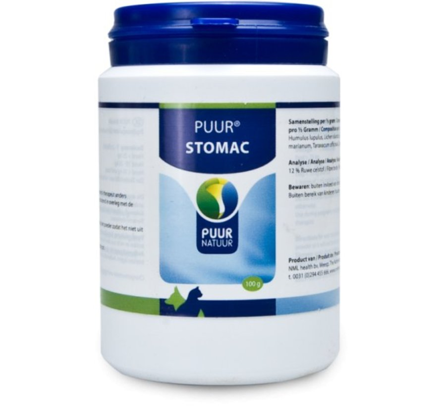 Puur Stomac - Puur Maag 50 ml