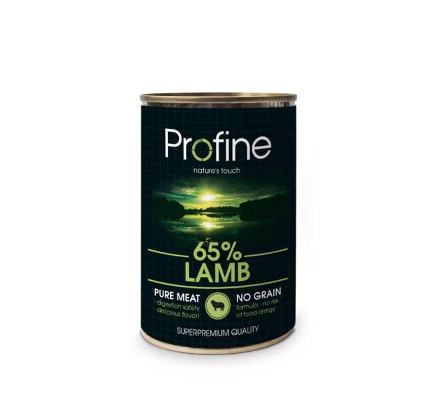 Profine Blik Lam 400 gram