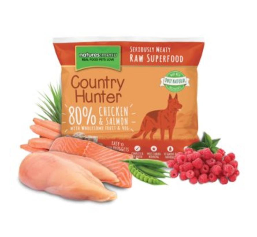 Natures Menu Country Hunter Zalm 1 kg