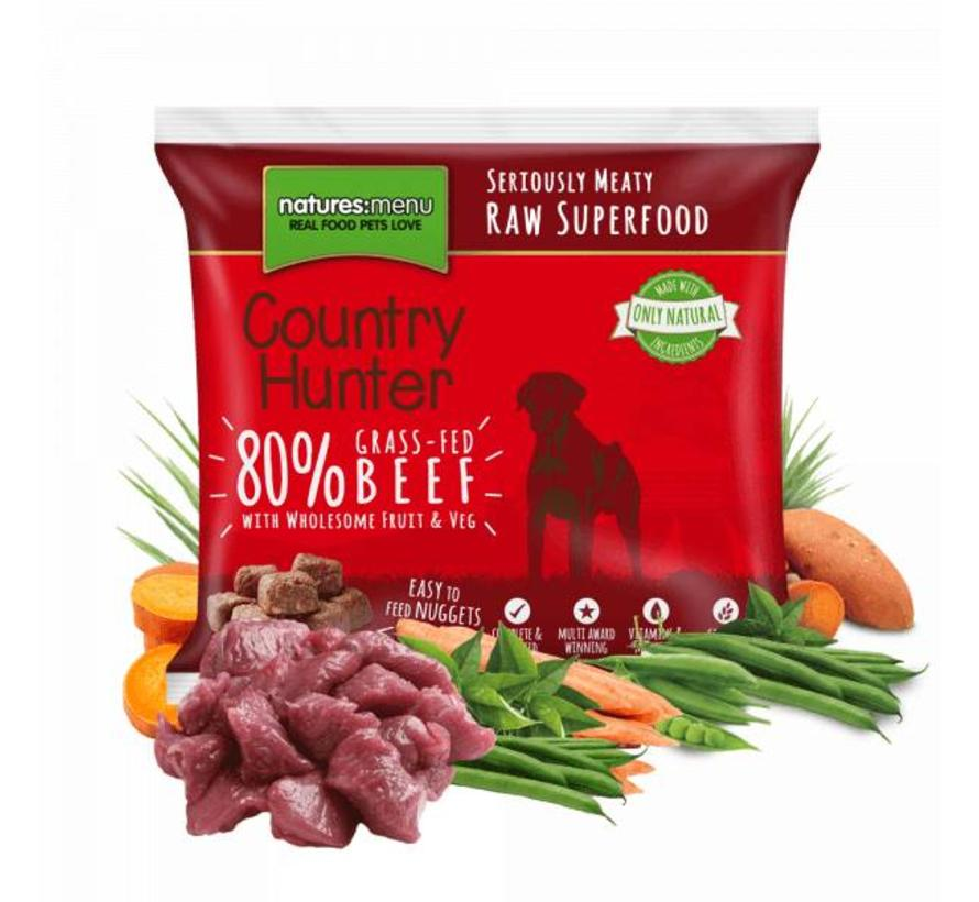 Natures Menu Country Hunter Rund 1 kg
