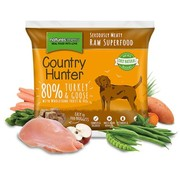 Natures Menu Natures Menu Country Hunter Kalkoen/Gans 1 kg