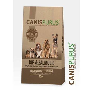 Canis Purus Canis Purus Kip/Zalmolie