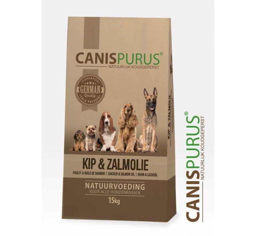 Canis Purus Kip/Zalmolie