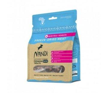 Nandi Freeze Dried Venison