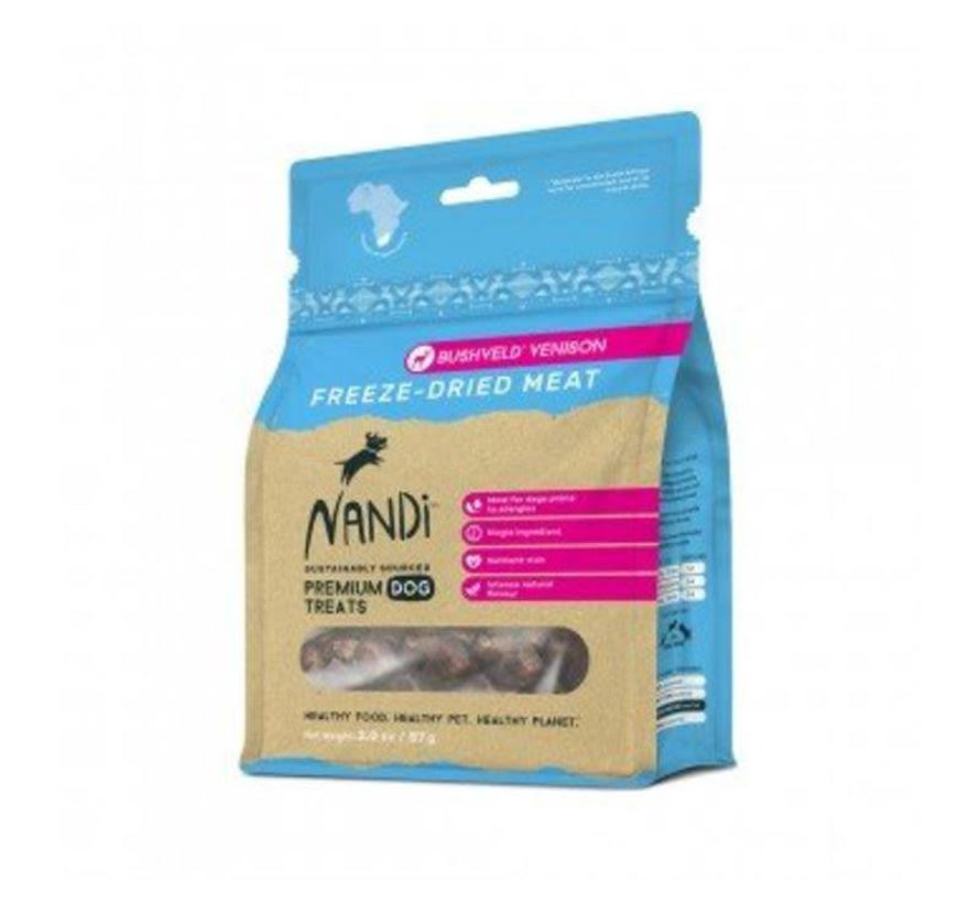 Nandi Freeze Dried Venison