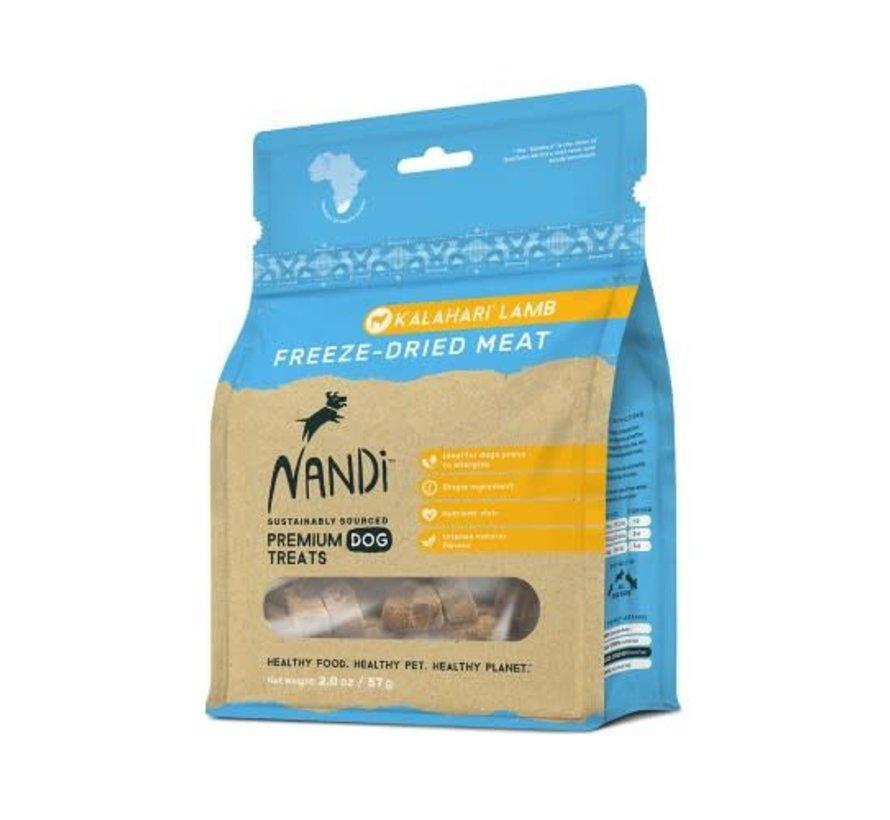 Nandi Freeze Dried Lamb
