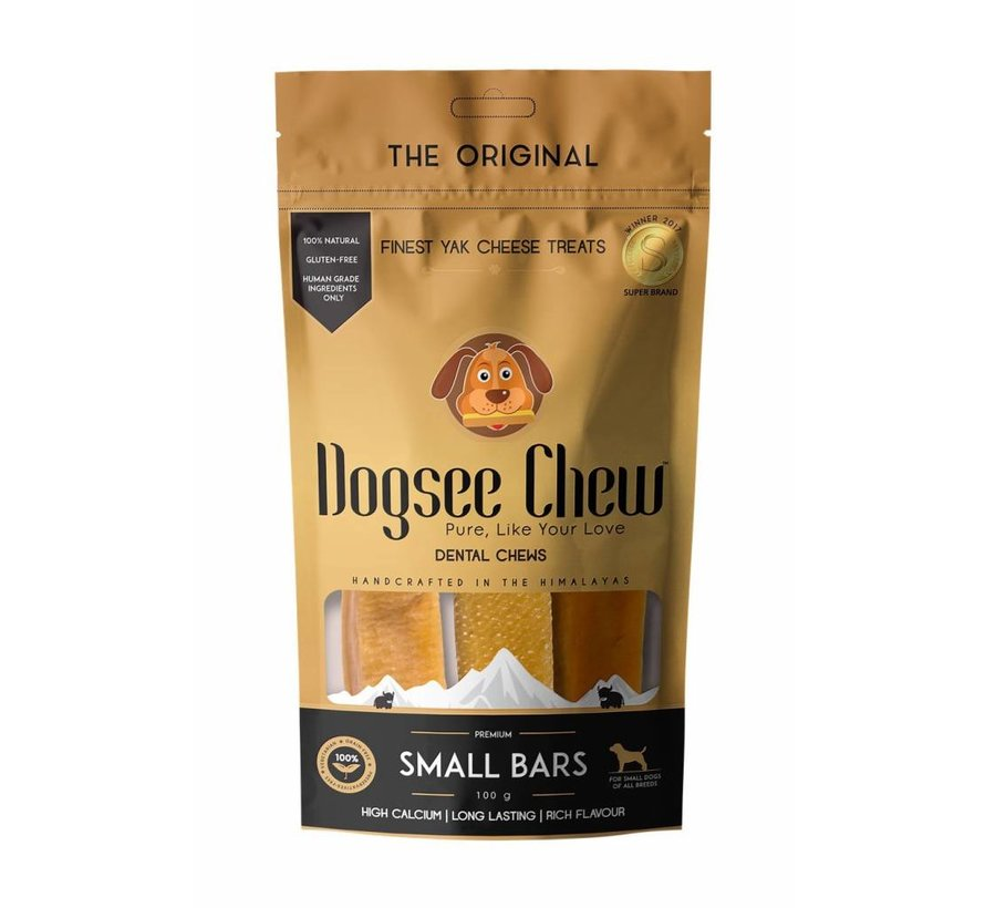 Dogsee Chew Small Bars