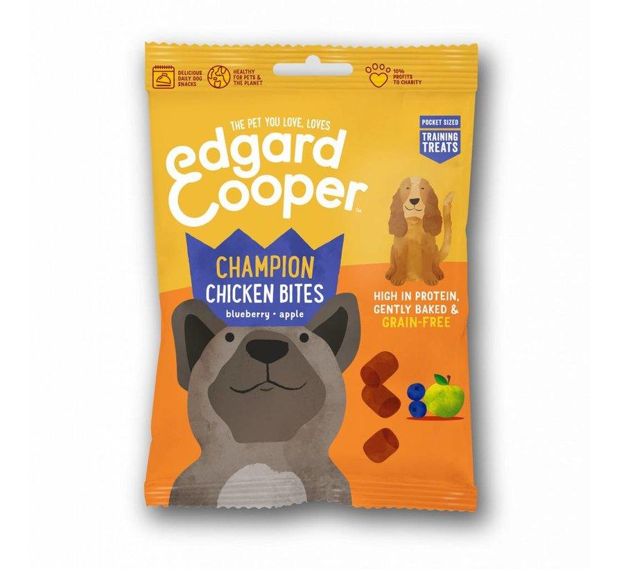 Edgard & Cooper Dog Bites Kip 50gr