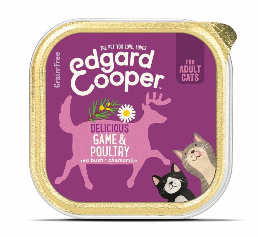 Edgard & Cooper Kat Kuipje Gevogelte & Wild