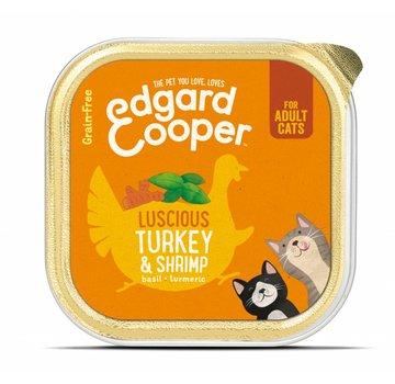 Edgard & Cooper Edgard & Cooper Kat Kuipje Kalkoen & Garnalen