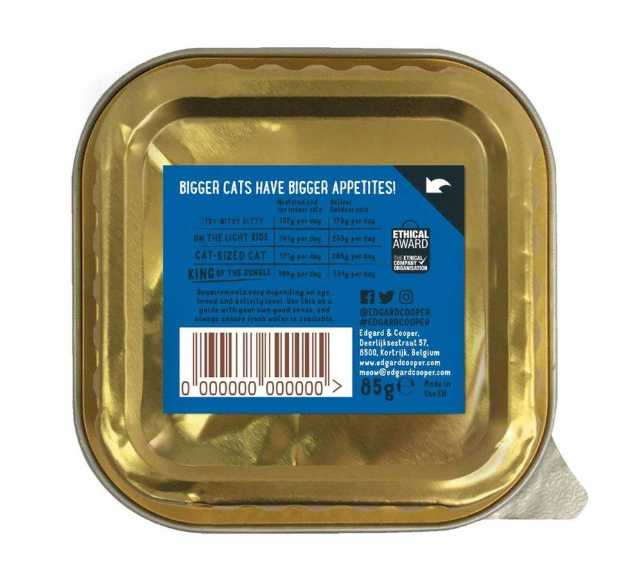 Edgard & Cooper Kat Kuipje Kip & Kabeljauw
