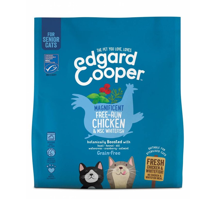 Edgard & Cooper Kat Senior Kip 1,75kg